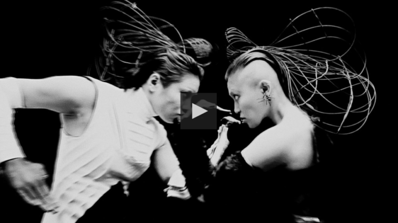 LEONARD WONG ART FILM〈ALCHEMY〉On SHOWStudio