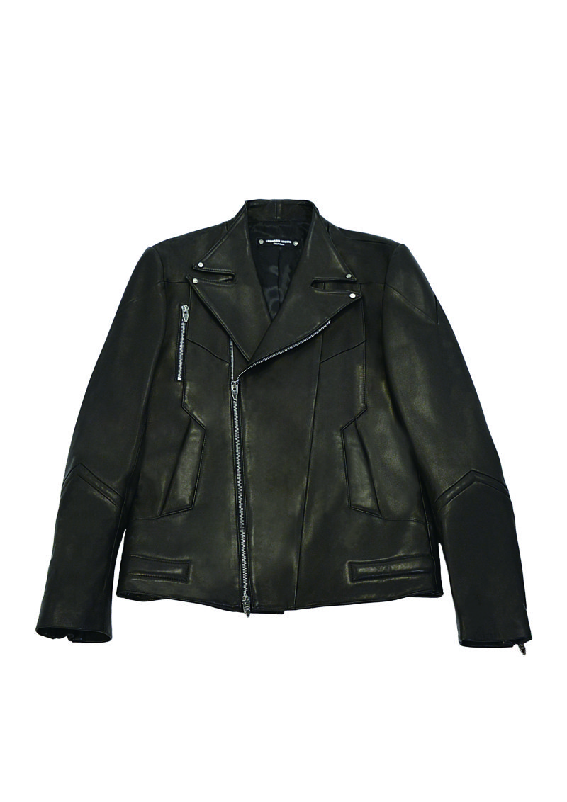 DOUBLE RIDER'S LAMB LEATHER